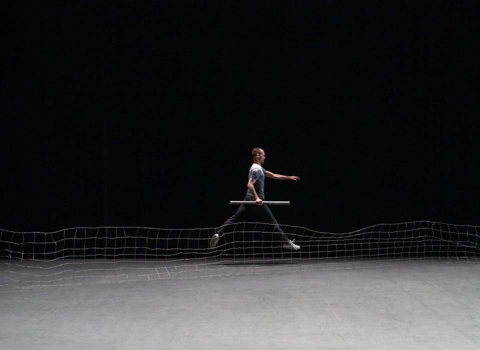 Rémy Héritier - Une forme brève - théâtre du Beauvaisis