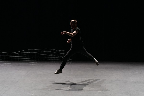 Rémy Héritier - Une forme brève - © Martin Argyroglo